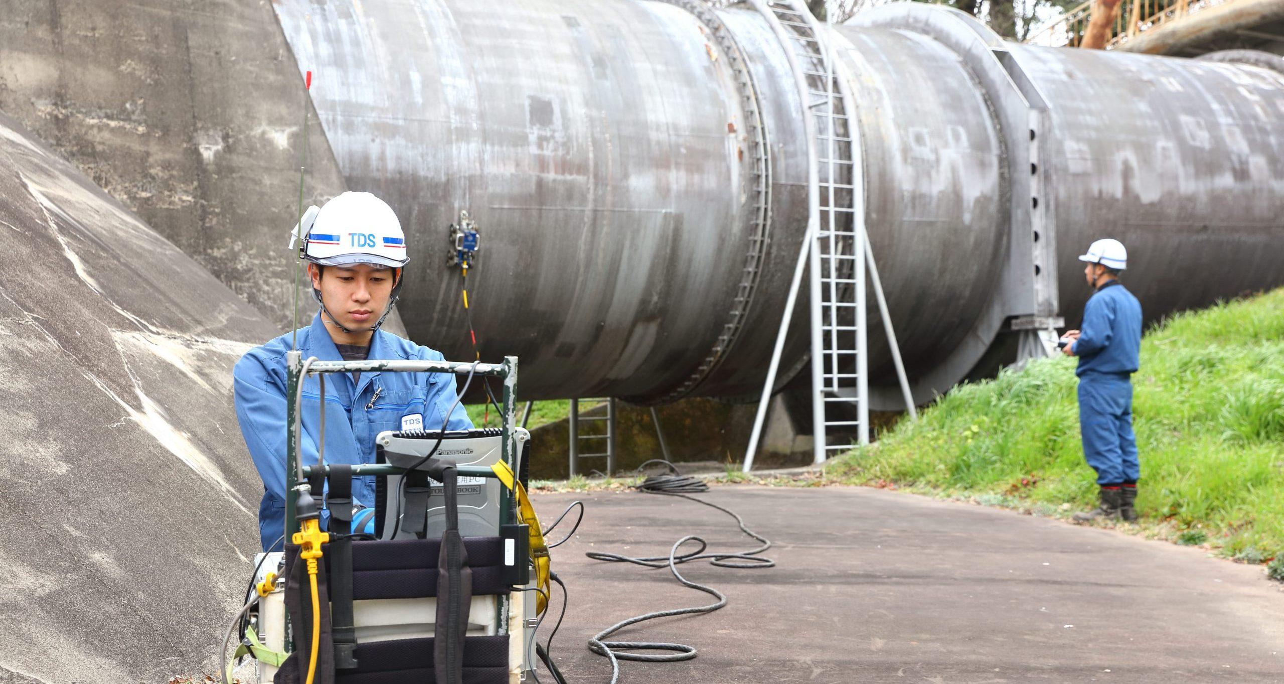 東京電設サービス株式会社(TDS)は各事業部門が一体となった総合力で、お客さまに寄り添い、最適なソリューションでお応えします。