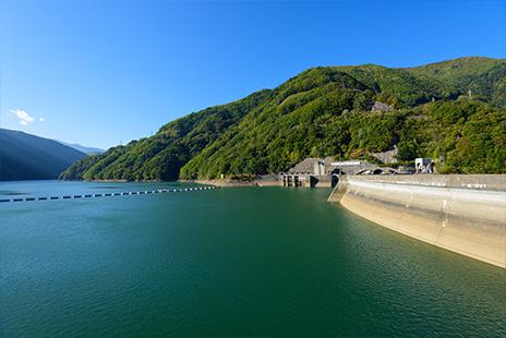 東京電設サービス(TDS)の「ダム」に関するサービス