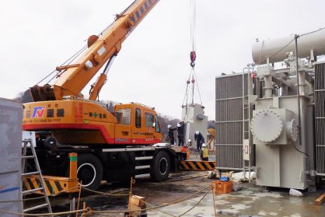 東京電設サービス(TDS)の「工事」に関するサービス