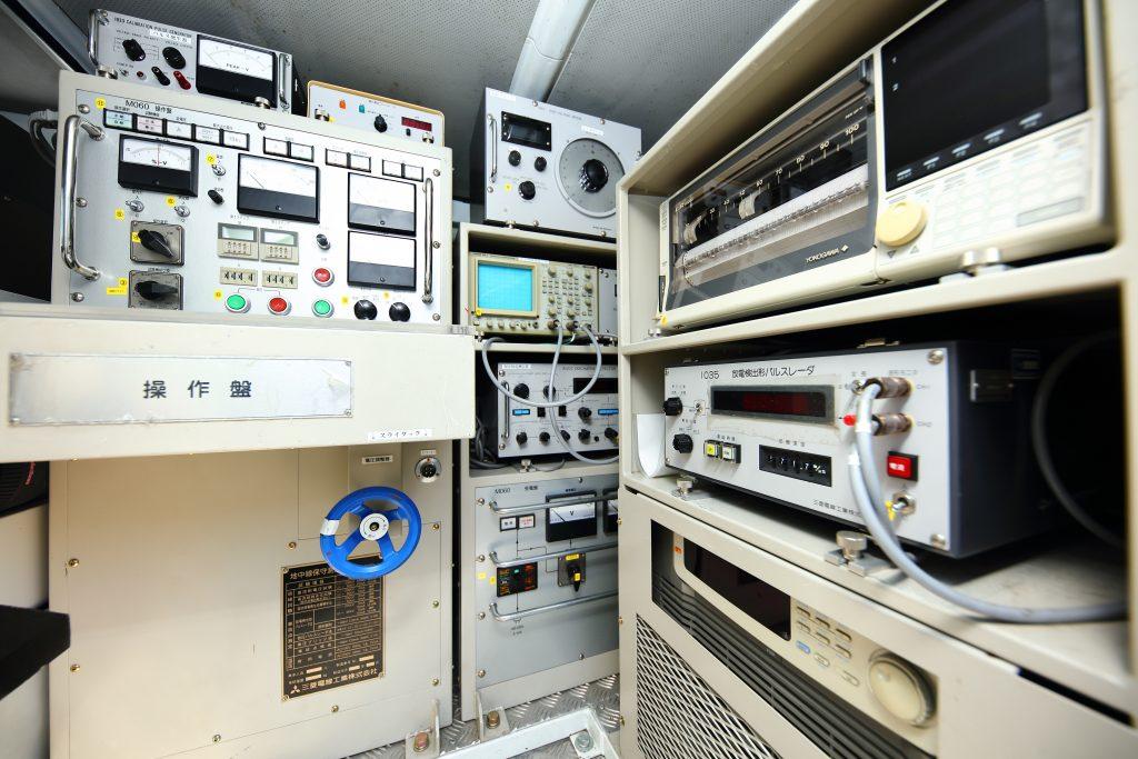 東京電設サービス(TDS)の「測定技術」に関するサービス